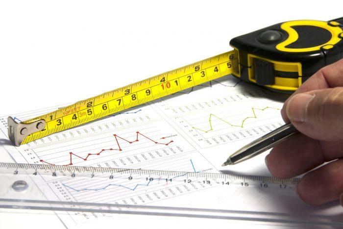Human hand measurement tool and graphics